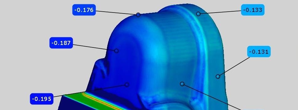 3D mjerenja u ljevaonici LTH Ulitki